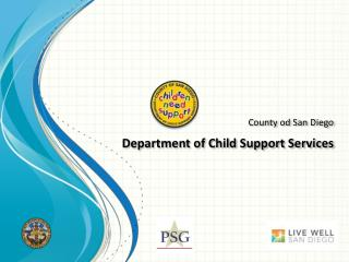 County od San Diego Department of Child Support Services