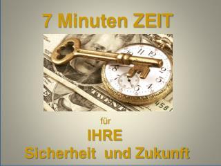 7 Minuten ZEIT