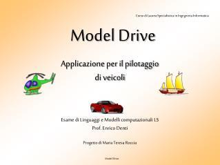 Model Drive