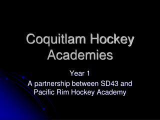 Coquitlam Hockey Academies