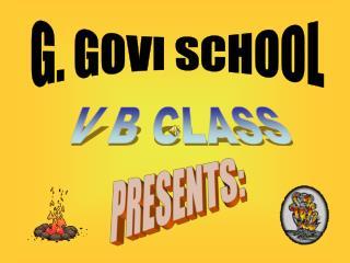 G. GOVI SCHOOL