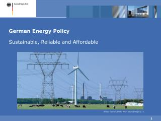 German Energy  Policy