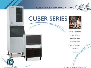Hoshizaki America, Inc. � A Superior Degree of Reliability�  hoshizaki