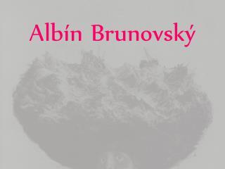 Alb�n Brunovsk�