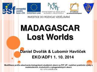 Daniel Dvořák & Lubomír Havlíček EKO/ADF1 1. 10. 2014