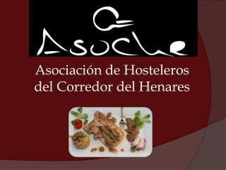 Asociación de Hosteleros del Corredor del Henares