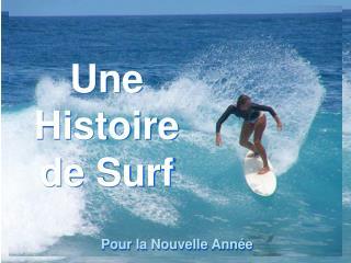Une Histoire de Surf