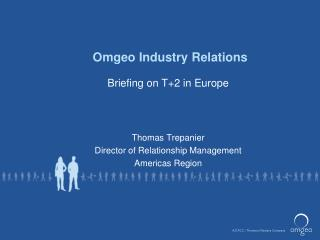 Omgeo Industry Relations
