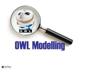 OWL Modelling