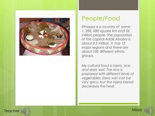 People/Food