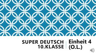 Super Deutsch 10.Klasse