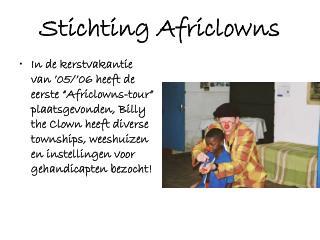 Stichting Africlowns