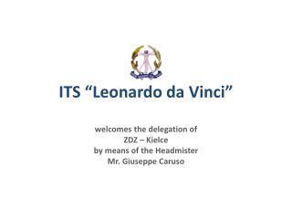 """ITS """"Leonardo da Vinci"""""""