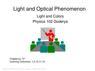 Light and Optical Phenomenon