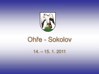Ohře - Sokolov