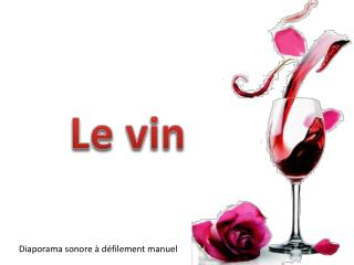Le vin