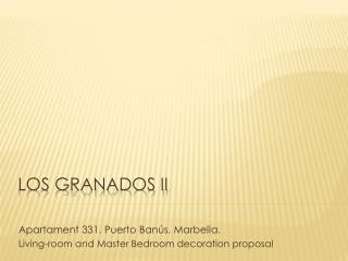 LOS GRANADOS II