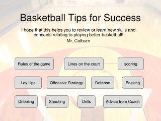 Basketball Tips for Success