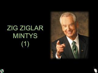 Zig Ziglar mintys-1