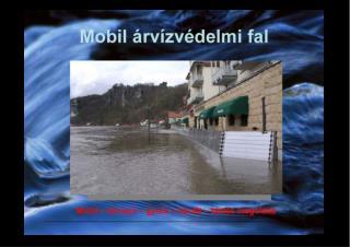 Az árvízvédelem módszerei