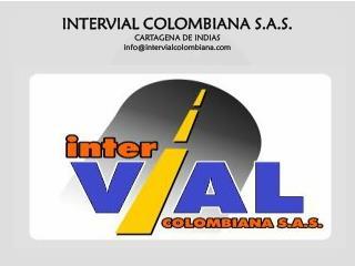 INTERVIAL COLOMBIANA S.A.S. CARTAGENA DE INDIAS     info@intervialcolombiana