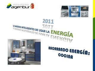 2011 12 Modos inteligentes de usar la energía