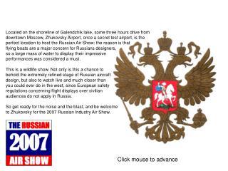 Click mouse to advance