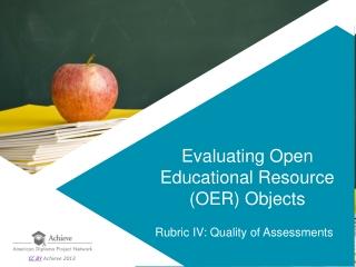 Designing  Using Rubrics  for  Evaluating Student Writing