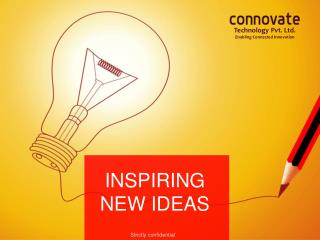 INSPIRING NEW IDEAS