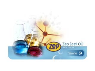 Уход за объектами недвижимости средства  ZEP