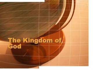 Kingdom of God