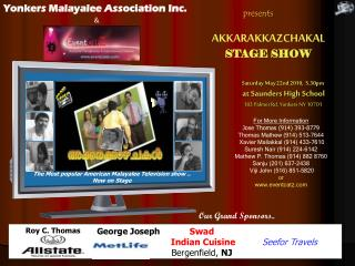 Yonkers Malayalee Association Inc. &
