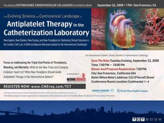 The Evolving Science and Controversial Landscape of Antiplatelet Therapy in the