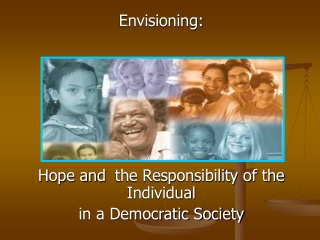 Role of the individual
