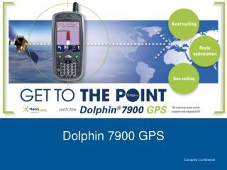 Dolphin 7900 GPS