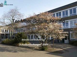 Ter-Meer-Schule, Krefeld