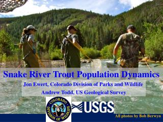 Snake River Trout Population Dynamics