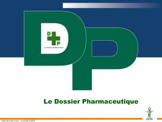 Le Dossier Pharmaceutique