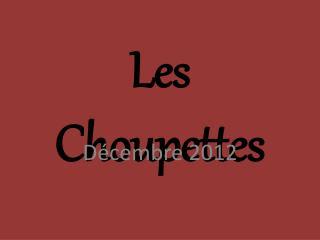 Les Choupettes