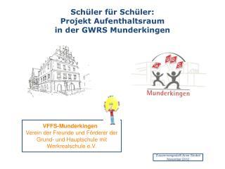 Schüler für Schüler: Projekt Aufenthaltsraum in der GWRS Munderkingen