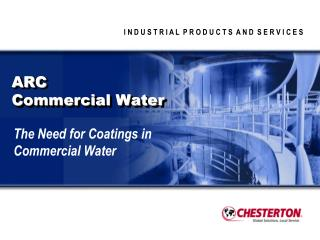 ARC  Commercial Water