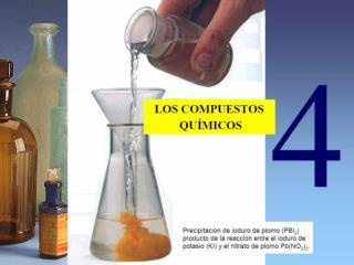 Los compuestos químicos