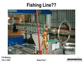 Fishing Line??
