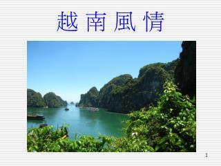越 南 風 情