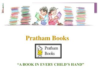 """A BOOK IN EVERY CHILD'S HAND"""