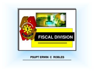 FISCAL DIVISION