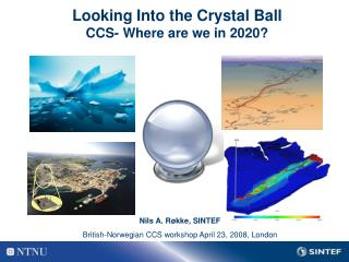Looking Into the Crystal Ball CCS- Where are we in 2020?