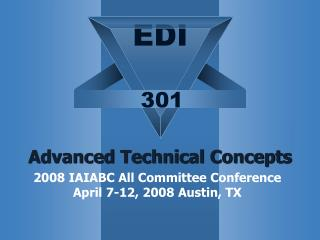 Advanced Technical Concepts