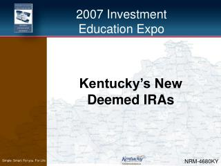 2007 Investment  Education Expo