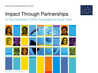 Impact Through Partnerships